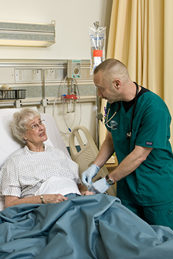 Master of Science in Nursing, Adult-Gerontology Acute Care