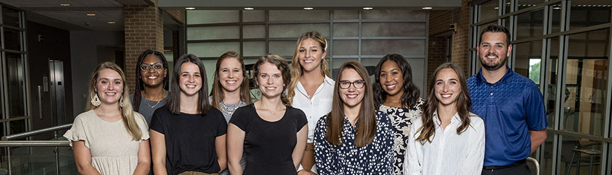 photo of the dean's student advisory board